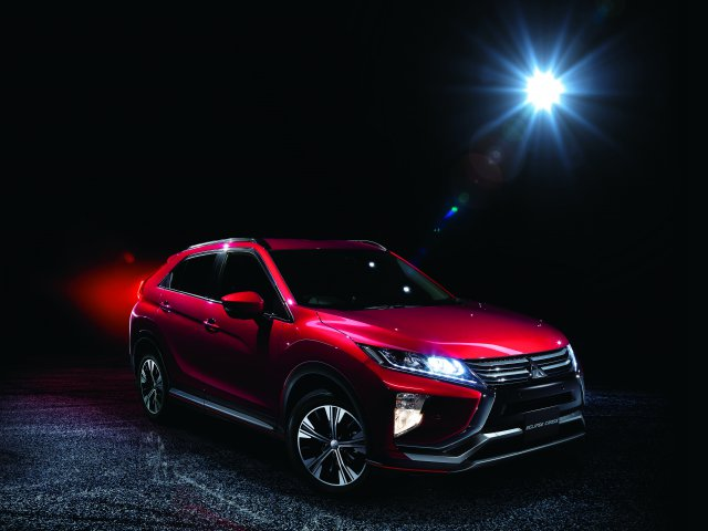 "Eclipse Cross je novým držitelem ocenění ""Good Design Award 2018"""