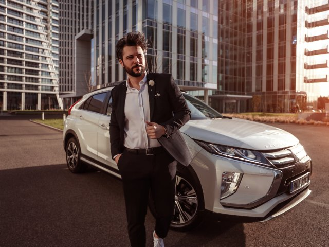 Eclipse Cross - lifestyle