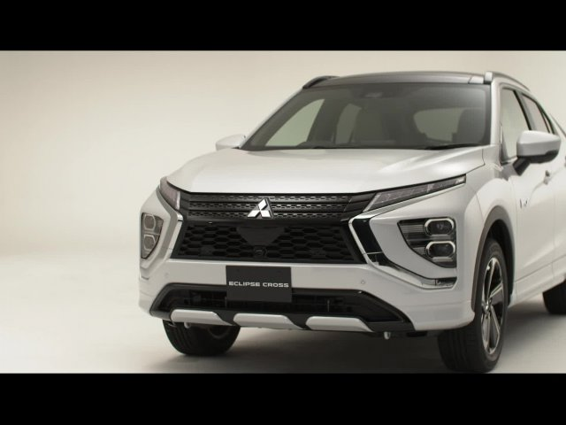 ECLIPSE CROSS PHEV - DESIGN