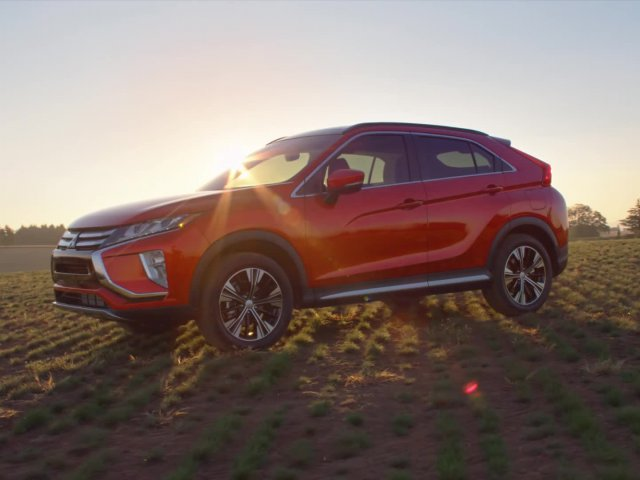 Eclipse Cross - Solar Eclipse