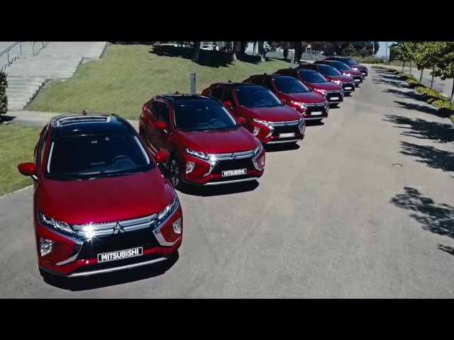 Eclipse Cross - Mitsubishi design