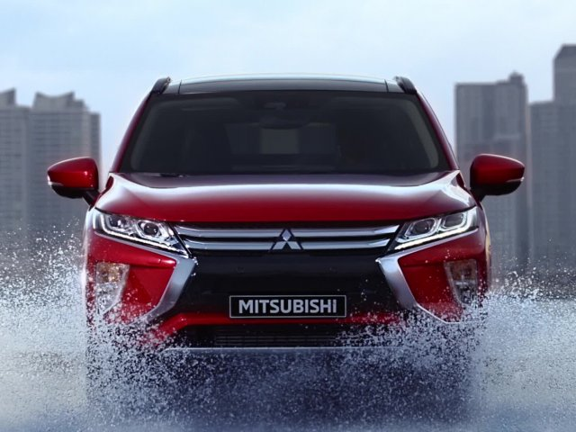 RJC - Mitsubishi Eclipse Cross - Car of the year 2019